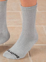 Hosiery - Doc Ortho™ Ultra Soft Diabetic Socks - 3 Pairs