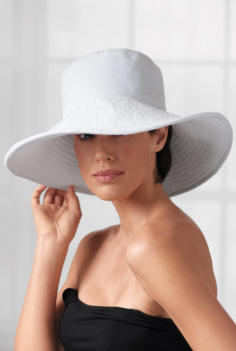 Micro Terry® Sun Protection Hat