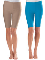 OLD Bottoms - Slimfitters™ Slimming Bermuda Shorts