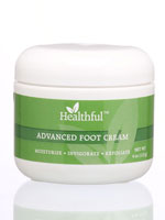 Shop Now - Healthful™ Advanced Healing Foot Cream