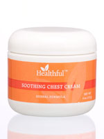 Shop Now - Healthful™ Soothing Chest Cream