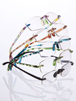 Eyewear - Memory Flex Readers