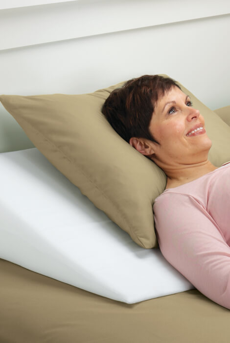 Wedge Support Pillow by LivingSURE™