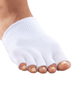 View All Health & Wellness - Healthy Steps™ Open Toe Gel Socks