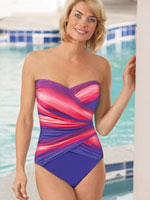 Swim - Gottex® Passion Fruit Bandeau