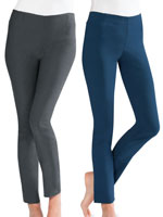 VIP Beauty - Skinny Pant with Tummy Tamer