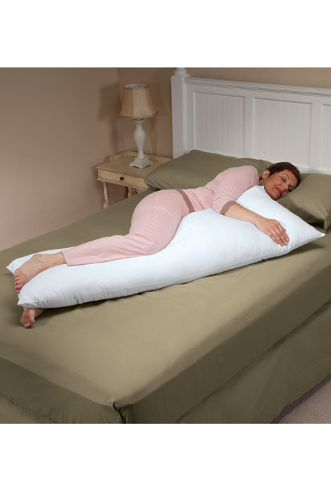 CoolMax® Body Pillow - View 1