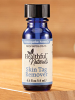 Shop Now - Healthful™ Naturals Skin Tag Remover - 15 ml