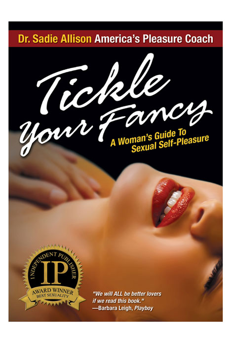 Tickle Your Fancy Book - View 1