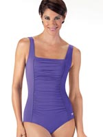 Athletic Swimwear - Speedo® Endurance Shirred Tank Suit