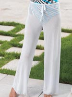 View All Sale - Mesh Cover-Up Pants