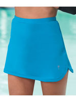 Athletic Swimwear - HydroChic™ Swim Skort