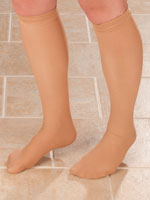 Circulation - Ribbed Compression Socks - 15–20 mmHg