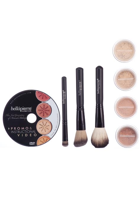 Bellápierre® Mineral Makeup Get Started Kit