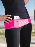 Handbags & Belts - Hands Free Multi Pocket Hip Band