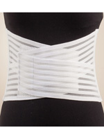 Supports & Braces - Breathable Back Support