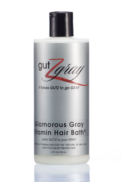 GutzGray™ Glamorous Gray Vitamin Hair Bath®