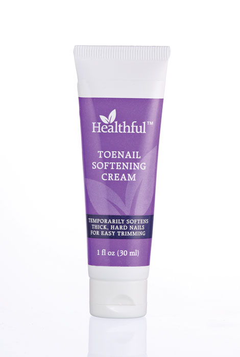 Healthful™ Toenail Softening Cream - View 1
