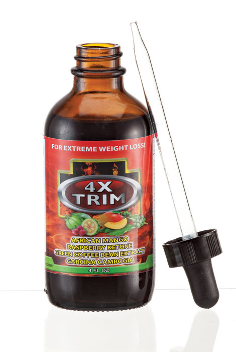 4X Trim Weight Loss Extract