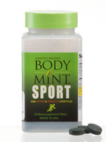 Health & Wellness - Body Mint® Sport