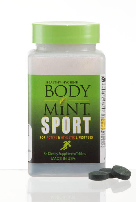 Body Mint® Sport - View 1