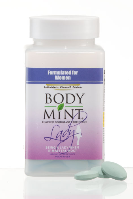 Body Mint® Lady