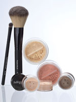 Cosmetics Sale - Bellapierre® All Over Eyes and Face Kit