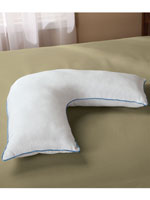 Rest & Relaxation - L-Shaped Pillow