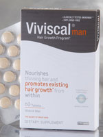 Hair Regrowth & Hair Loss - Viviscal® Man Hair Nutrient Tablets
