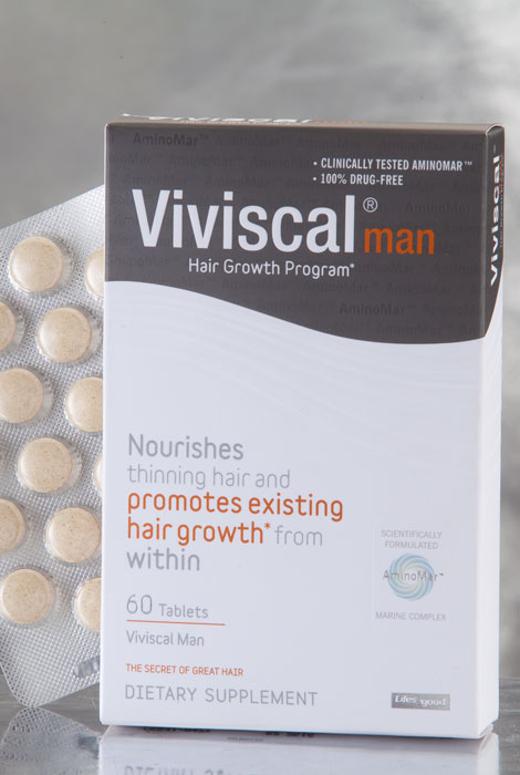 Viviscal® Man Hair Nutrient Tablets