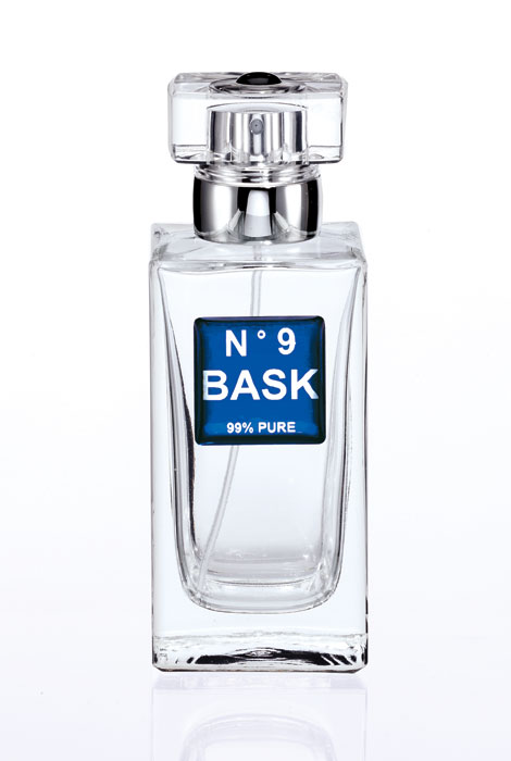 Bask No. 9 Blue Label Oxytocin infused Pheromones