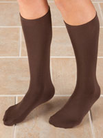 Hosiery - Fleece Lined Knee Highs - 2 Pairs
