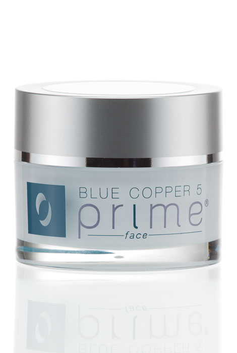 Blue Copper 5 Prime Skin Cream