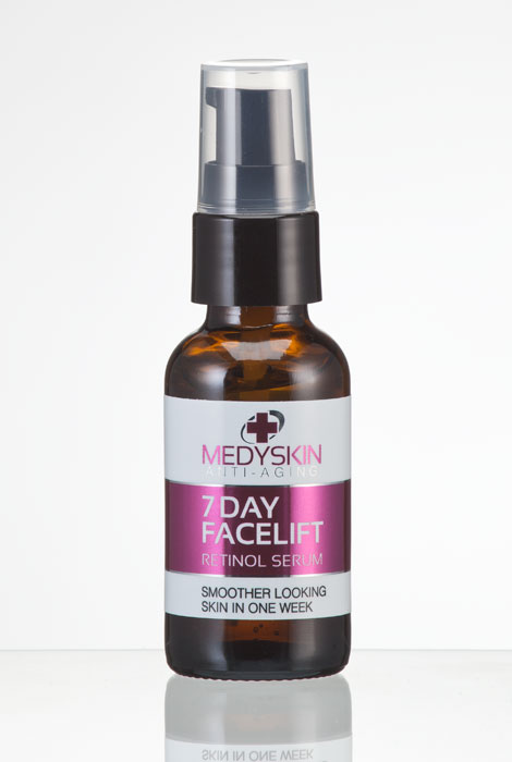7-Day Facelift Retinol Serum - View 1