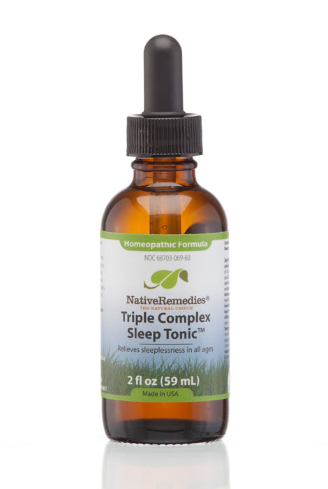 NativeRemedies® Triple Complex Sleep Tonic™