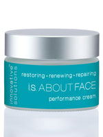 Exclusively Here - i.s. ABOUT FACE Performance Face Cream by Innovative Solutions