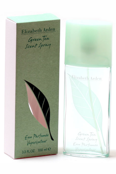 Green Tea by Elizabeth Arden EDP Spray - View 1