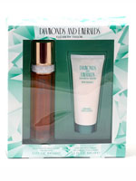 Fragrance - Diamonds & Emeralds by Elizabeth Taylor Gift Set