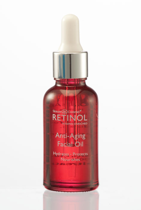 Skincare Cosmetics Retinol Anti-Aging Oil - View 1