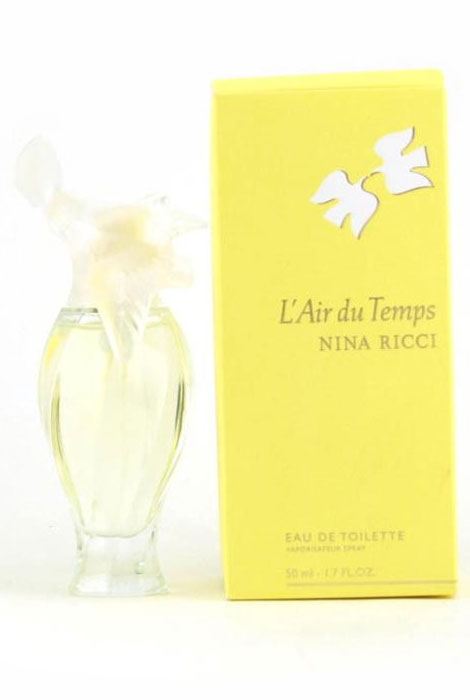 L'air Du Temps by Nina Ricci EDT Spray - View 1