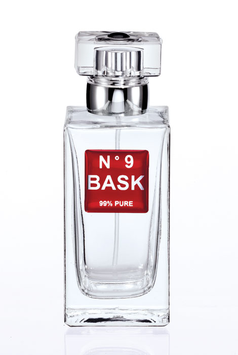 Bask No.9 Red Label Oxytocin Infused Pheromones - View 1
