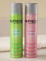 Shop Now - (re)Fresh Dry Shampoo