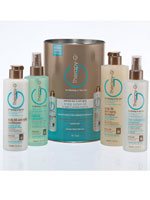 Hair - Therapy-G 4 Step System Kit Anti-Aging, 90 Day