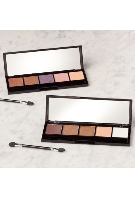 Bellapierre® 5 Color Eye Shadow Palette