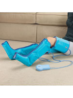 Rest & Relaxation - Air Compression Leg Wraps