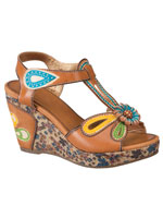 Shoes & Accessories - Socialite Wedge