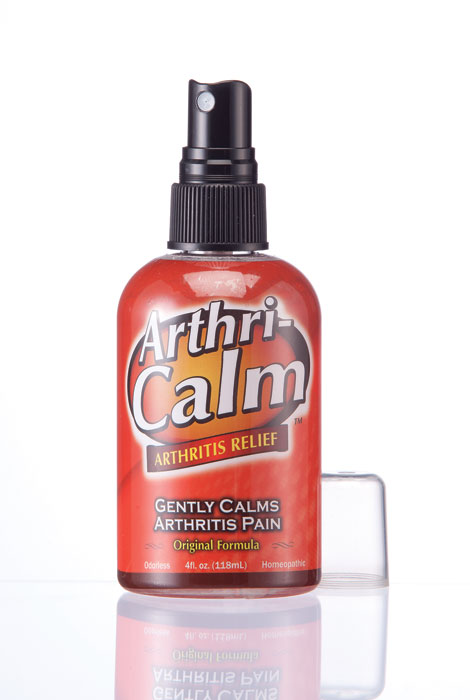 Arthri-Calm Arthritis Relief Spray - View 1
