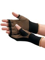 Supports & Braces - Copper Compression Gloves