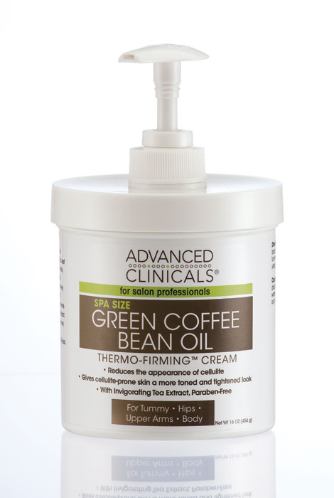 Green Coffee Bean Oil Thermo-Firming Cream