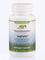 Leg & Knee Pain - NativeRemedies® LegCalm™